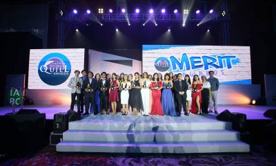 quill awardees