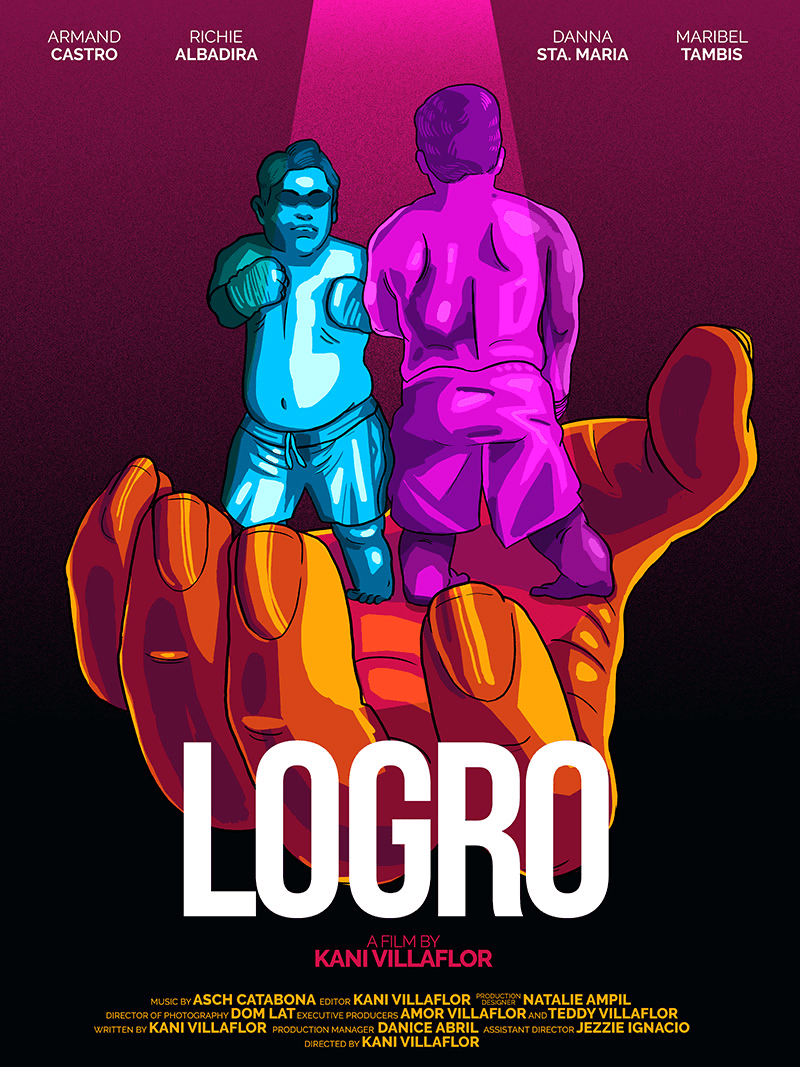 logro poster