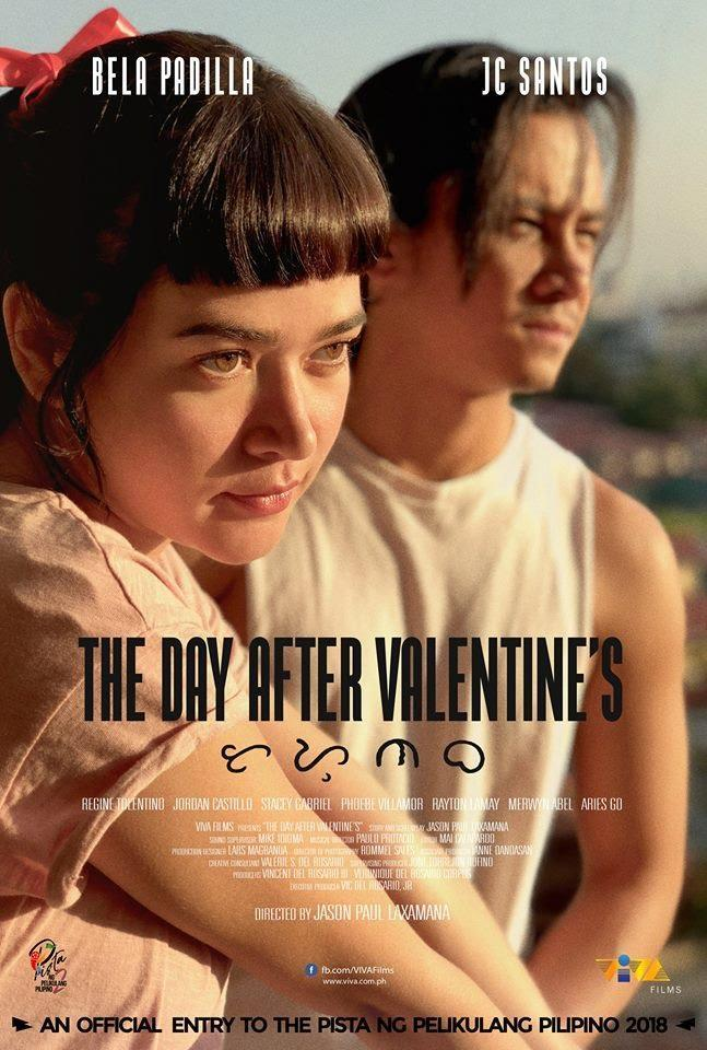 the day after valentines poster