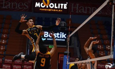 ust men's volleyball player