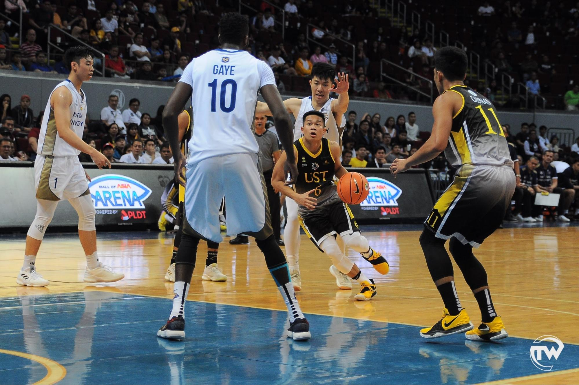 uaap basketball ust vs nu