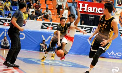 uaap ust basketball player in game