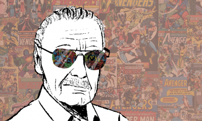 stan lee art